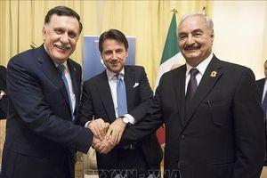 Khởi động lộ trình định hình tương lai cho Libya