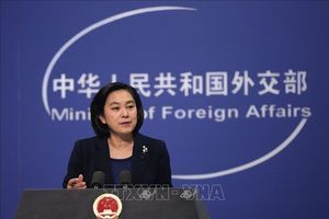 Trung Quốc khẳng định không đe dọa an ninh châu Âu