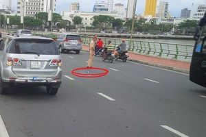 Vụ tai nạn giao thông khó hiểu ở TP.Đà Nẵng: Tiến hành thực nghiệm hiện trường