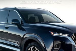 'Anh cả' Hyundai Palisade đấu Toyota Highlander, Ford Explorer lộ diện