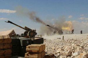 Syria: Pháo kích, đụng độ rung chuyển mặt trận Nam Idlib