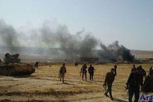 Nổ mìn rung chuyển Hama, binh sĩ Syria hứng thương vong nặng nề
