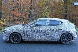 Mazda3 2019 lần đầu lộ nội thất: Mất nhiều nút bấm