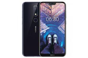 Nokia 5.1 Plus và 6.1 Plus đồng loạt giảm giá