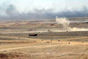 Sư đoàn cơ giới số 4 Syria quyết diệt trọn ổ khủng bố ở al-Safa