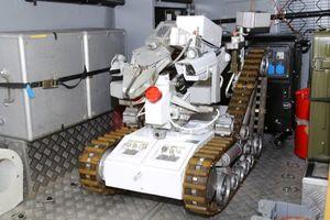 Nga phát triển tổ hợp robot tiên tiến phòng chống Vũ khí hủy diệt lớn