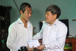 TP.HCM thăm hỏi các gia đình có nạn nhân bị TNGT