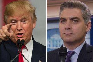 CNN kiện ông Trump vì cấm phóng viên tác nghiệp ở Nhà Trắng