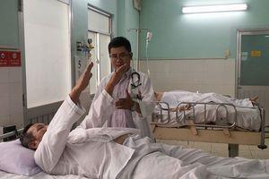 Tiêu sợi huyết cứu tinh của bệnh nhân đột quỵ