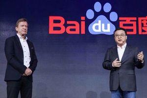 Volvo 'bắt tay' Baidu chiếm lĩnh thị trường xe điện tự lái Trung Quốc