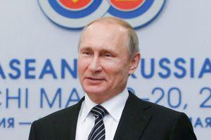Dấu ấn của Tổng thống Nga Vladimir Putin tại Singapore