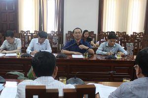 Quyết liệt GPMB cao tốc Cam Lộ - La Sơn trước tháng 3/2019