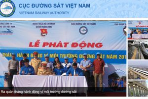 Kỷ luật Trưởng Phòng Thanh tra - An toàn 2 Cục Đường sắt Việt Nam