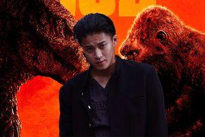 Ngôi sao hàng đầu Nhật Bản Oguri Shun khăn gói sang Hollywood đóng phim 'Godzilla vs. Kong'