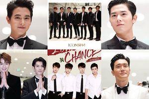 Thành công của diễn viên 'Tình cờ yêu': Dự sự kiện cùng sao Hàn - Trung, họp fan quốc tế, nằm trong top nghệ sĩ trẻ