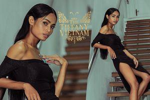 Mỹ nhân 'mèo đen' của International Queen Vietnam: 'Tôi từng căm ghét màu da ngăm của chính mình'