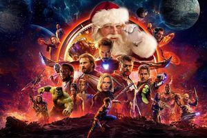 Ông già Noel suýt nữa đã góp mặt trong 'Infinity War', thực hư ra sao?