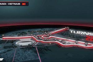 Tại sao nói đường đua F1 tại Việt Nam độc lạ nhất thế giới?