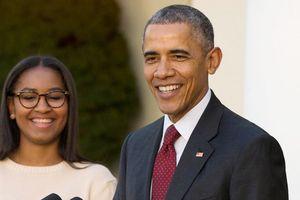 Cựu Tổng thống Mỹ Barack Obama dạy 2 con gái sống có trách nhiệm