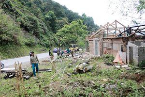 Lào Cai: Xử lý 400 công trình xây dựng trái phép tại Vườn quốc gia Hoàng Liên và Tỉnh lộ 152