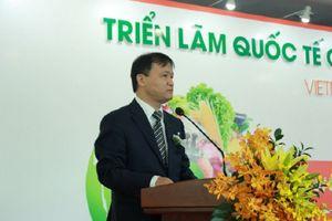 Thứ trưởng Bộ Công thương: 'Vietnam Foodexpo 2018 tạo hướng mở cho doanh nghiệp'