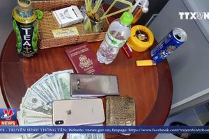 Bắt người nước ngoài buôn ma túy vào Việt Nam