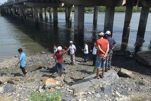 Vũng Tàu: Phát hiện thi thể đang phân hủy mạnh dưới cầu Cỏ May