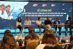 Chủ quyền biển đảo Việt Nam được đưa vào chương trình giáo dục Tiếng Anh