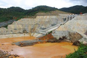 Quảng Nam: Thủy điện Sông Bung 2 được tích nước trở lại sau 2 năm sự cố