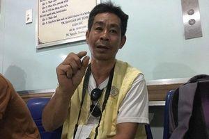 Vụ đạo diễn Đặng Quốc Việt tố bị công an hành hung, người chạy xe ôm lên tiếng