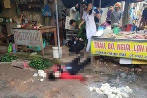 Vụ cô gái bán đậu phụ bị sát hại giữa chợ: Do hung thủ bị cự tuyệt tình cảm?