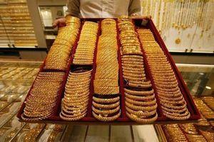 Giá vàng tiếp tục giảm, xuống dưới ngưỡng nhạy cảm