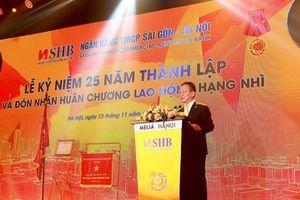 SHB đặt mục tiêu lọt top 3 ngân hàng tư nhân lớn nhất Việt Nam