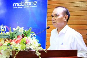 Nguyên Tổng giám đốc Mobifone Cao Duy Hải bị bắt