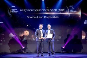 SonKim Land đoạt Giải thưởng Bất động sản Châu Á 2018