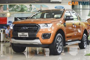 Top 10 ô tô bán chạy nhất Việt Nam tháng 10/2018: Xe nhập khẩu trở lại