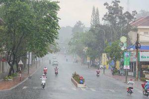 Dự báo thời tiết (14/11): mưa trải dài trên cả nước
