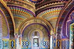 Ngắm những trần nhà lộng lẫy, ngoạn mục nhất hành tinh