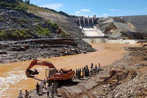 Quảng Nam chính thức cho thủy điện Sông Bung 2 hoạt động