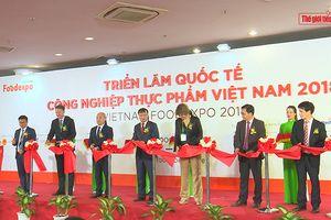 Triển lãm quốc tế Công nghệ Thực phẩm Việt Nam 2018: Cơ hội cho doanh nghiệp tìm nhà phân phôíi