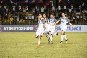 Kết quả bảng B AFF Cup 2018: Phillipines khuất phục Singapore, Indonesia vất vả ngược dòng thắng Timor Leste