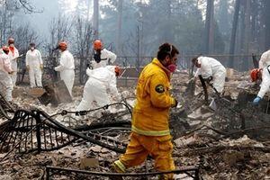 California chứng kiến trận bão lửa thảm khốc nhất lịch sử