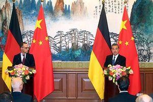Trung Quốc - Đức cùng nhau bảo vệ hệ thống tự do thương mại toàn cầu