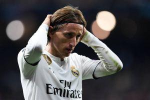 10 ngôi sao xuất sắc nhất thế giới 2018: Năm của Luka Modric