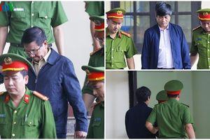 Ông Phan Văn Vĩnh và Nguyễn Thanh Hóa đồng loạt than mệt, tạm rời Tòa