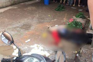 Hé lộ nguyên nhân vụ người phụ nữ bị bắn chết ngay tại chợ ở Hải Dương