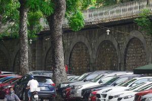 Chốt thời gian thí điểm đục thông 6 vòm cầu Phùng Hưng vào tháng 12