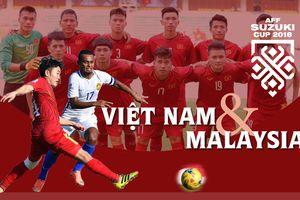 Infographic Việt Nam vs Malaysia: Những trận thua không thể nuốt trôi