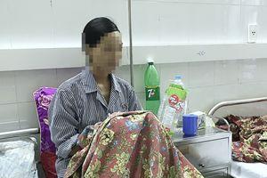 Bị gùi lao động đập vào người vỡ thận, người phụ nữ suýt chết