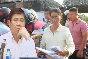 Chủ tịch TP.HCM hứa 'không chần chừ kéo dài' trước dân Thủ Thiêm